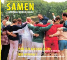 Cover Samen juli-augustus 2018 © bisdom Hasselt