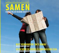 cover Samen september-oktober 2018 © bisdom Hasselt