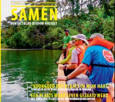 Cover Samen maart-april 2019 © bisdom Hasselt