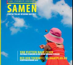 Cover Samen juli-augustus © bisdom Hasselt