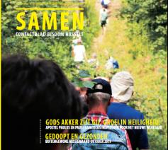 Cover Samen september-oktober 2019 © bisdom Hasselt