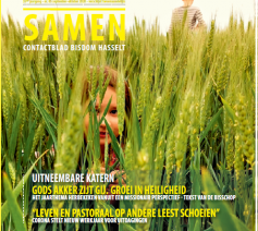 Cover Samen september-oktober © bisdom Hasselt