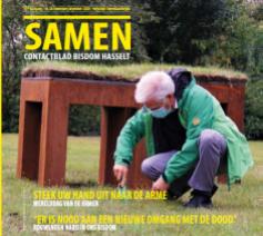 Cover Samen november-december 2020 © bisdom Hasselt