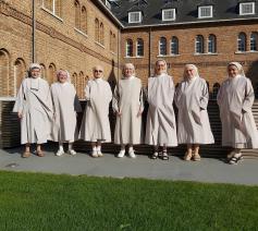 De Priorij van Bethanië in Loppem viert haar 100-jarig bestaan. © Priorij Bethanië