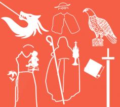 Herken jij deze 29 beelden van heiligen?