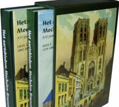 Publicatie 450 jaar Aartsbisdom