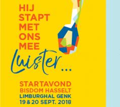 Uitnodiging startavonden © bisdom Hasselt