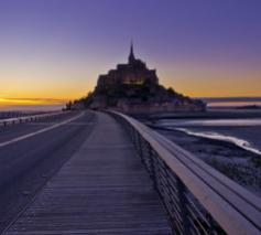 De Mont Saint-Michel. © PDL / Flickr / Miwok / Brossard / Foley / Bortes