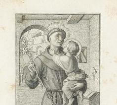 Sint-Antonius van Padua © Wikipedia