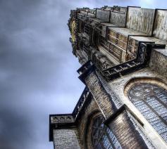 De Onze-Lieve-Vrouwekathedraal in Antwerpen © Daan Meens