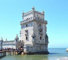 De toren van Belém in LIssabon. © Flickr/S. Alexander Gilmour