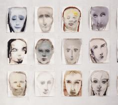 Marlene Dumas, 'Jesus Serene', 1994 - Collectie De Heus-Zomer © Tom Haartsen / Parcum
