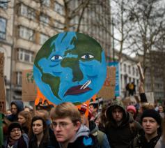 Klimaatspijbelaar