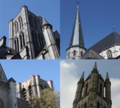 onthaalkerken Gent centrum