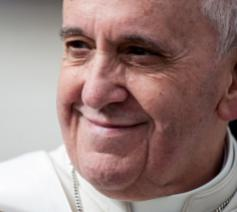 foto paus Franciscus