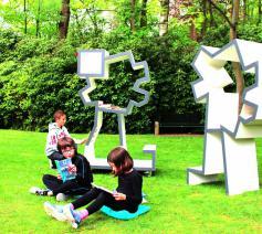 Ook voor kinderen valt er heel wat te beleven op AlbaNova. © rr