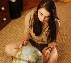 Voor sommige mensen is de planeet hun stad.  © Oh Debby - Flickr