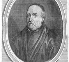Jean Bolland, Ioannes Bollandus in het Latijn, die zijn naam gaf aan de 'Société des Bollandistes' © RR