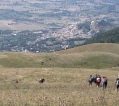 Assisi Monte Subbasio