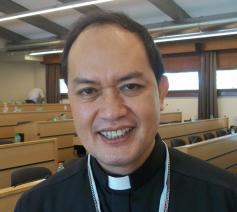 "Bisschop Pablo Virgilio ""Ambo"" David. © rr"