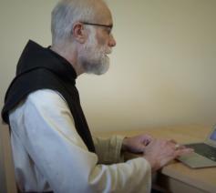 Abt Manu Van Hecke, peter van Kerknet.