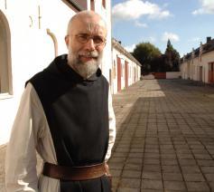 Abt Manu Van Hecke (Sint-Sixtusabdij Westvleteren) © www.vredeswakeslangemark.be