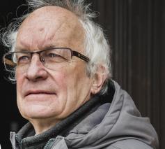 Rector Herman Van Goethem en Fernand Marechal © Leo De Bock/Olaf Verhaeghe