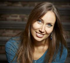 Anna Woltz © Merlijn Doomernik