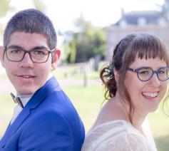 Kristof en Annekatrien gaan op huwelijksreis naar Panama. © Kerknet / rr