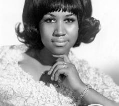 Aretha Franklin, 1968. © WikiCommons