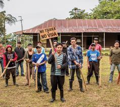 Met de campagne geeft Broederlijk Delen ook stem aan de plaatselijke boeren © Broederlijk Delen