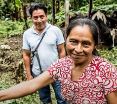 Broederlijk Delen vraagt steun voor boeren in Guatemala © Broederlijk Delen
