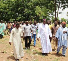 24% van de bevolking in Burkina Faso is christen © Kerk in Nood