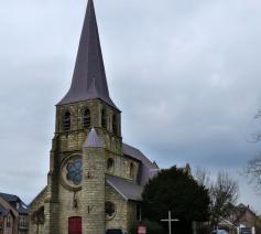 Sint-Margarethakerk in  Baardegem