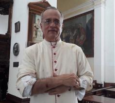Bisschop Silvio José Báez © Silvio José Báez