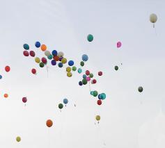 Balonnen © H.H.