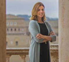 De gebouwen waarin onze collecties huizen, zijn de moeite waard, net als het uitzicht op Rome en het Vaticaan, vindt Barbara Jatta, directeur van de Vaticaanse musea  © Vaticaanse Musea