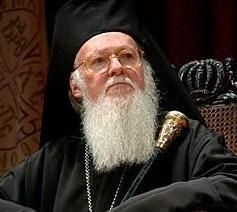 Bartholomeos I, de oecumenische patriarch van Constantinopel © Cathobel