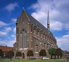 Sint-Elisabethkerk © Kris Vandevorst/Onroerend Erfgoed