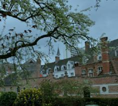 Begijnhof Antwerpen © gemeenschap van Villers