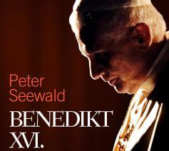 De nieuwe pausbiografie van Peter Seewald ©  Peter Seewald/Uitgeverij Droemer