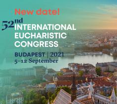 Het Internationaal Eucharistisch Congres vindt plaats van 5 tot 12 september 2021 in Boedapest © RR