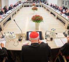 De Europese bisschoppen overleggen in Poznan © CCEE/episkopat.pl