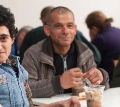 Caritas begroet de beloften voor Europees armoedebeleid © Caritas Europa