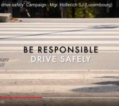 De Commissie van Bisschoppenconferenties van de EU (COMECE) vraagt met een videofilmpje meer respect voor de regels en minder egoïsme in het verkeer © COMECE
