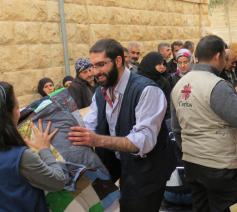 Caritas Italië helpt actief bij de opvang van bootvluchtelingen © Caritas Italië
