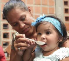 Voedselhulp in Venezuela © Caritas International