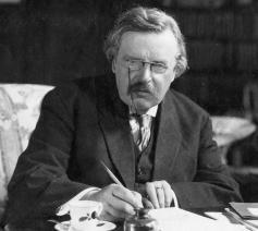 G. K. Chesterton © r.r.