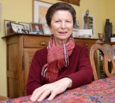 Colette Nys-Mazure, de Grande Dame van de Franstalige literatuur in ons land © Luc Gordts/Tertio