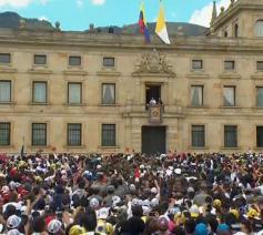 Ontmoeting in Bogota © CTV/SIR